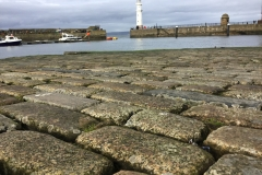 Cobbles near the Lighthouse