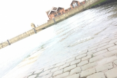 Cobbled Harbour