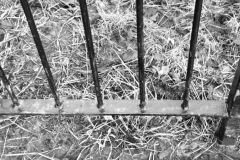 To Infinity and an Iron Fence