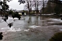 Boat Shed (Frozen Pond)