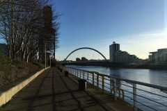 Along the Clyde