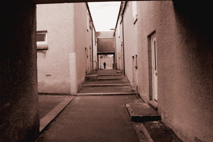 Alley Steps