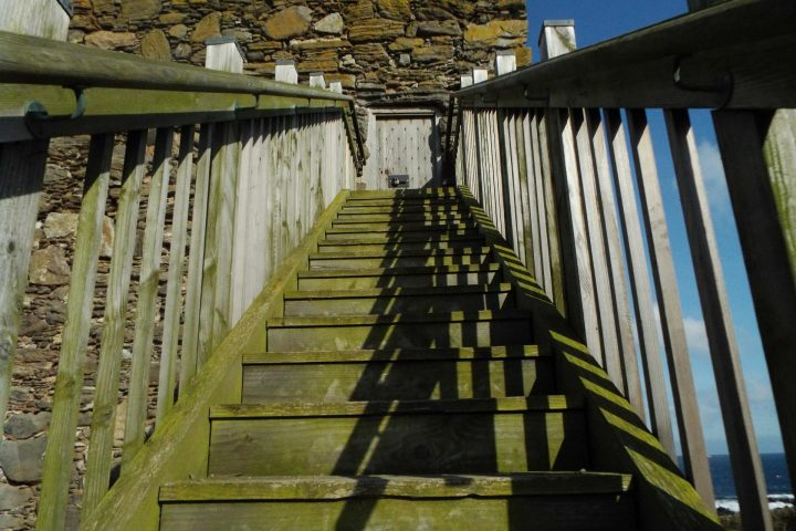 Ascent to the Tower