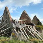 Before restoration. Image Andrew Dowsett