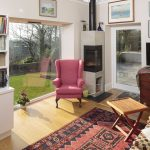 Broxtowe, 27 Newark Drive Granny flat living room after completion (copyright Ruth Clark)