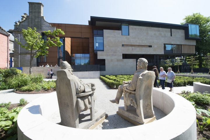 Dunfermline Carnegie Library & Galleries Project