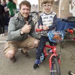 Dr Bike event for residents. Credit Allan Devlin