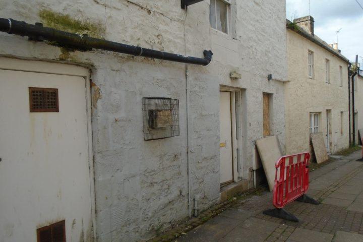 Victoria Cottages, 211A-211F High Street, Elgin