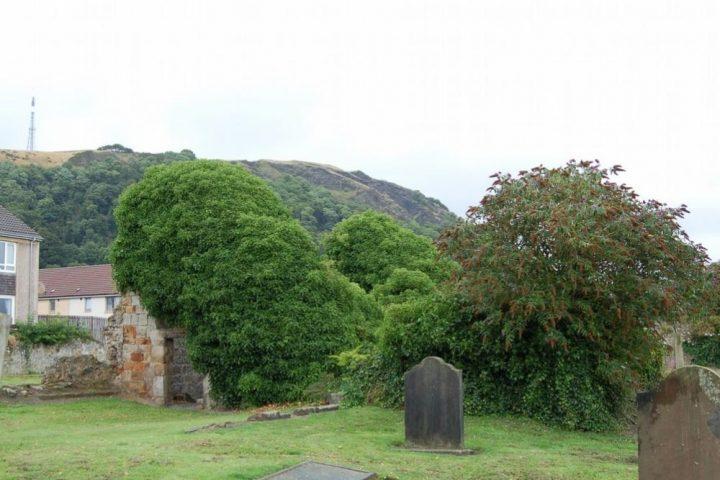 Kirkton Church and Graveyard