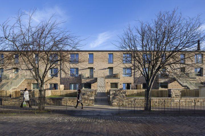 Leith Fort Housing Regeneration