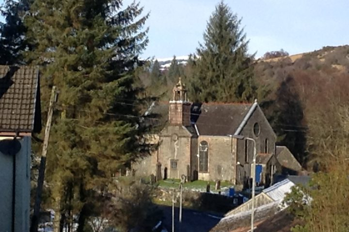 Church Strachur