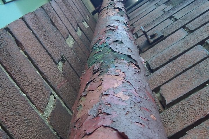 Up The Rusty Dusty Pipe