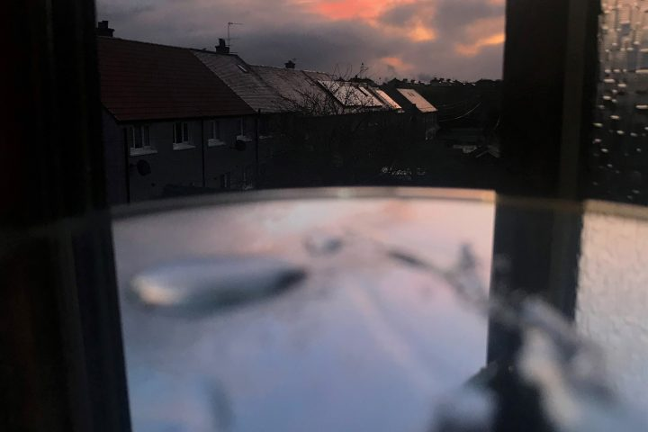 Raindrops and Rooftops