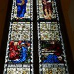 Newly restored Burne-Jones window