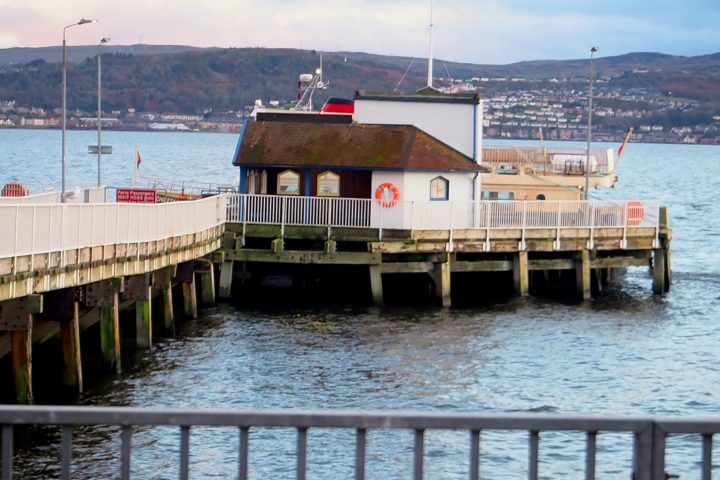The Pier on the clyde