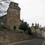 Old Kirk from Kirk Wynd