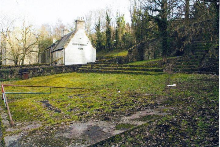 Hawthorn Bank Walled Garden