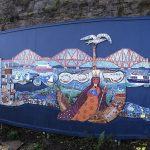 Our beautiful mosaic mural