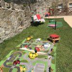 Tom Thumb nursery playtime