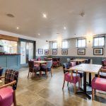 The Swan's new light and spacious restaurant and community space