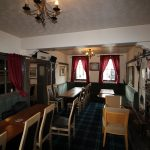 The old dining area at The Swan Inn
